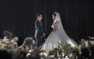 【超值钜惠】单机位婚礼摄影跟拍+婚礼纪实摄影