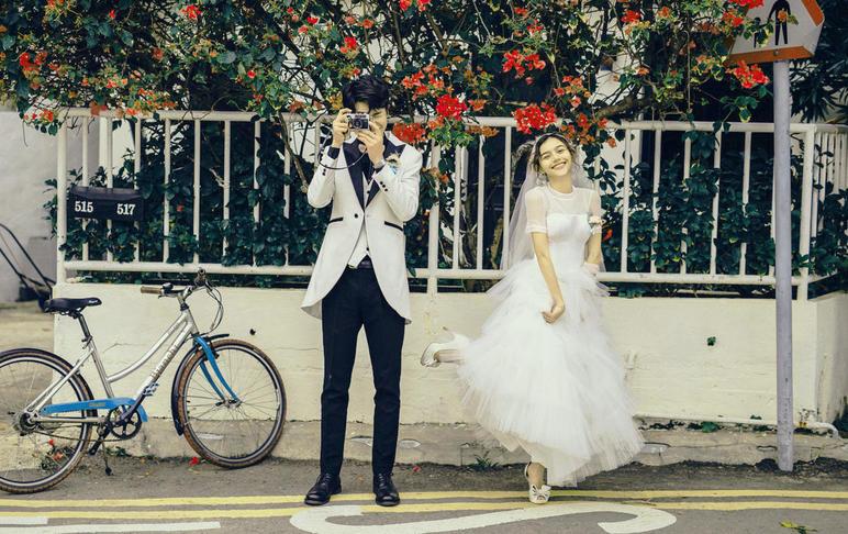 【特惠爆款】青岛站丨蜜月旅拍+机票+酒店+包干价