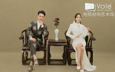 北京柏悦时尚艺术馆---轻婚纱
