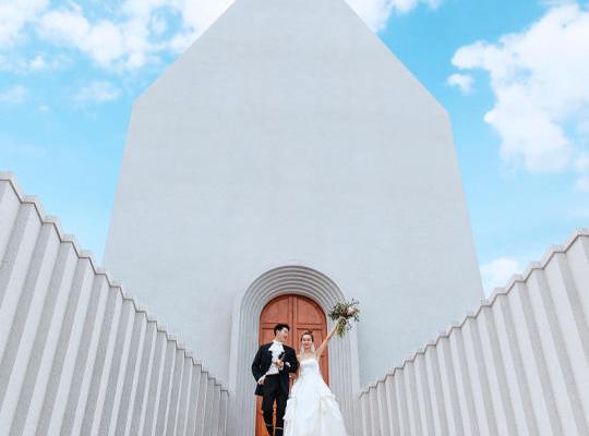 苏西双鱼三亚站-教堂婚礼现场