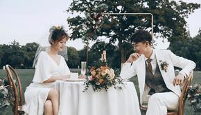 【INS主题畅拍】潮婚节立减2000草坪森系街拍