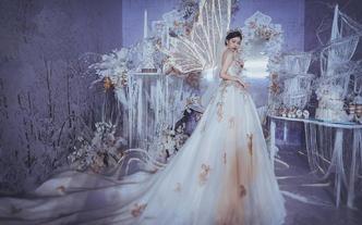 【1990婚礼企划】轻奢创意唯美大气婚礼-蜕变