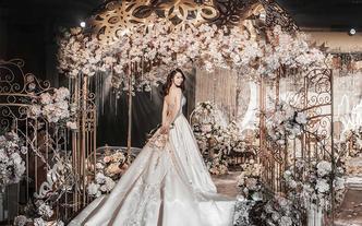 [米迪婚礼】—高贵复古奢华,欧式童话宫廷婚礼