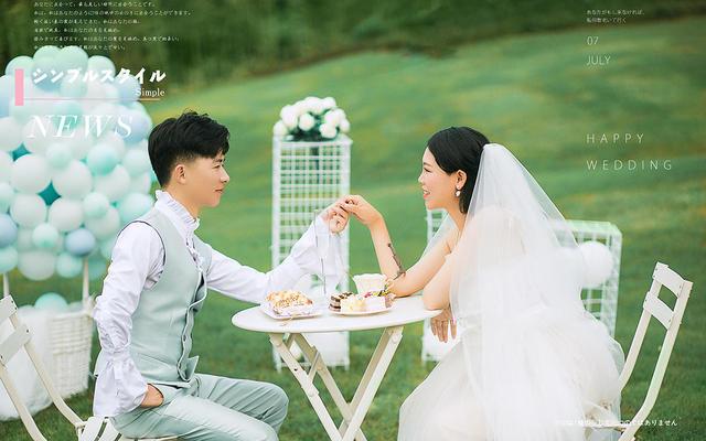 甜蜜出镜:杨明华& 赵宇9月8日客照欣赏