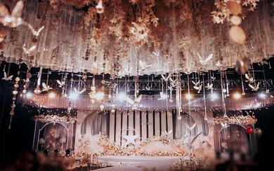 【诗言婚礼】夜空中最亮的星 -香槟