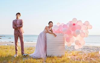 2020特殊优惠丨与爱同行 婚纱照半价起数量有限