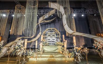 宴会厅中式定制婚礼—三亚