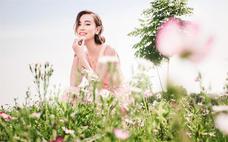 我寻了半生的春天,你一笑便是了