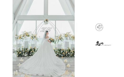 教堂新娘婚礼现场花絮照片