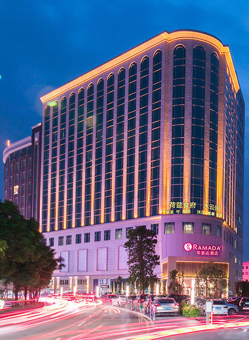佛山顺德华美达酒店