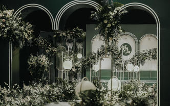 【爱蕾娜】 牛油果   倾心系列   创意婚礼