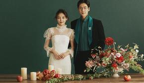 【女王摄影】丨油画复古婚纱丨高奢定制私人拍
