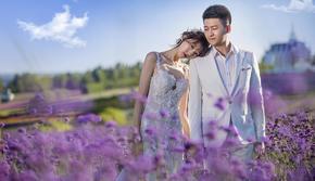 哈尔滨婚纱摄影丨国色佳人丨外景婚纱照