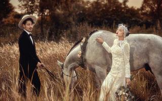 梵希视觉婚纱摄影