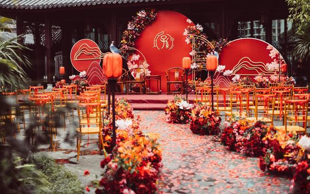 #匠心婚礼#预算中的中式婚礼