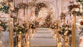 【树格婚礼策划】靠近你主题婚礼限时特惠价