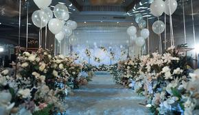 【爱卫婚礼】西式小清新婚礼+小预算婚礼