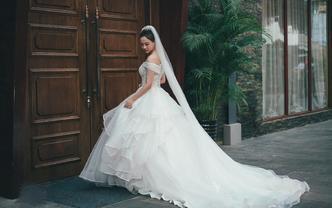希尔婚纱 梦幻公主系列婚纱租赁+礼服伴娘服+试妆