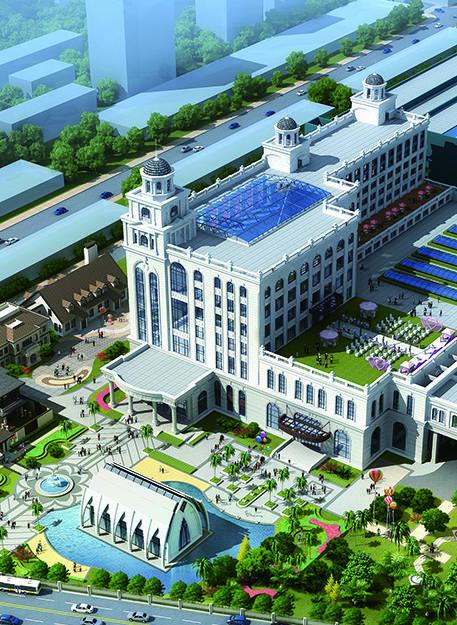 拾光海岸国际宴会中心