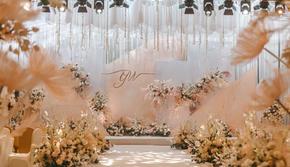 【将爱Wedding】梦幻少女最爱 香槟色婚礼