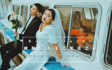 2019原创客片匠人文艺/复古之心