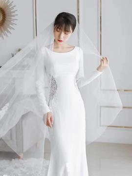 【十二小姐】店长精选 ENZOANI 高定婚纱