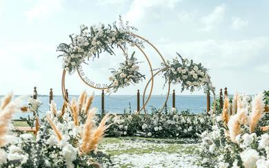 【缘鼎婚礼】做彼此爱的翅膀,迎风飞翔