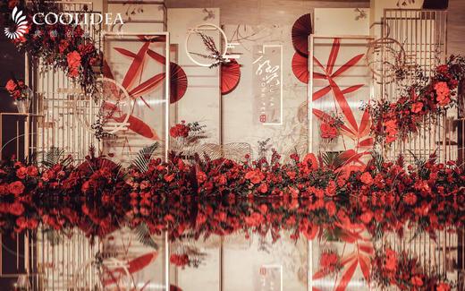 雅致竹元素新中式婚礼——觅竹