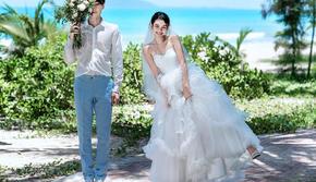 特惠旅拍(成品包邮+接机)3999拍婚照