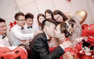 婚礼摄影跟拍拍照 全天专业档