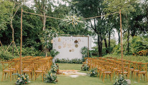 索奈婚礼|小众个性精致户外婚礼