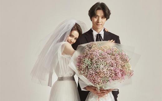 《尚慕IV》小清新婚纱照慕色摄影