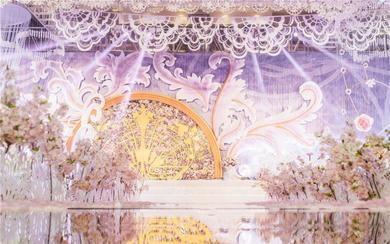 璀璨仙境 《缱绻》唯美梦幻风婚礼