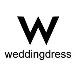 W wedding dress