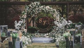 【年度优质商家】520清新INS风户外草坪婚礼