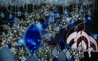 【梦梵婚礼企划】6折星空梦幻风包含四大金刚