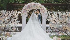 青岛人气草坪婚礼「年度优质商家」