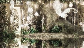 森之精灵 梦幻唯美轻奢定制森系主题婚礼