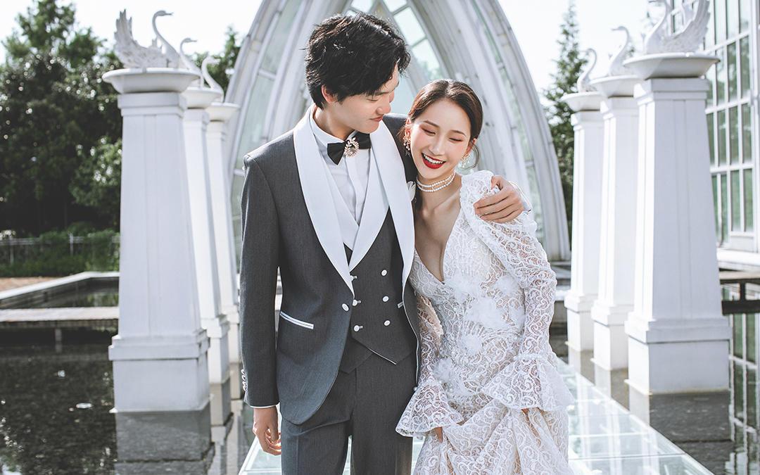 【时光庄园】新品爆款+网红外景地+热门推荐婚纱照