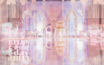 夢時空M魔鏡   一场仙气十足的主题婚礼
