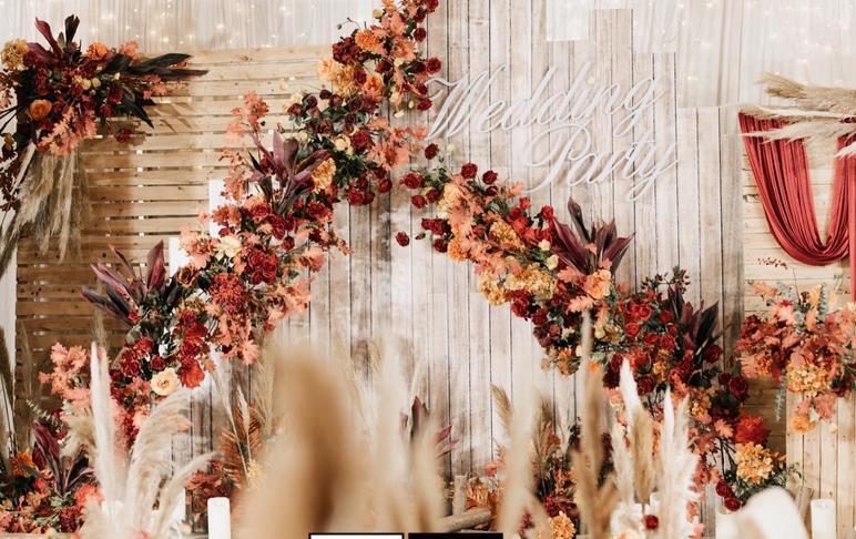 【秋·酿】秋色系复刻定制小众婚礼