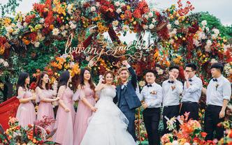 东民爆款—首席双机婚礼纪实摄影