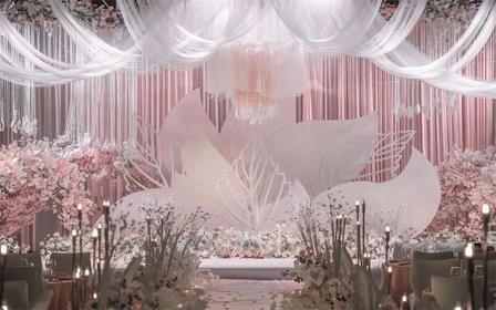 【叁契婚礼】  代表可爱