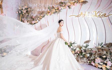 [米迪婚礼】—INS风少女梦幻,青春盐系西式婚礼