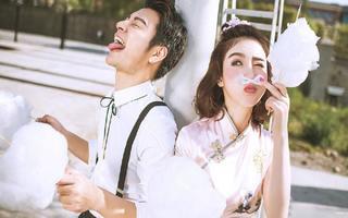 重庆慕意婚纱摄影