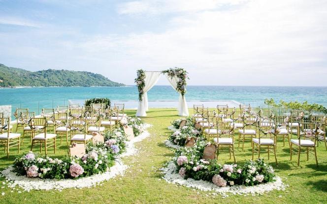 【一价全包】一站到底海岛婚礼+晚宴+婚房+婚车