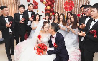 厦门特价婚礼全程跟拍 摄影摄像组合