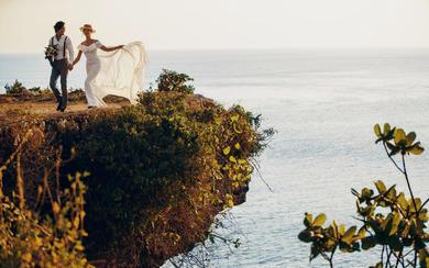 爱旅拍巴厘岛•原创作品•巴厘岛情人崖