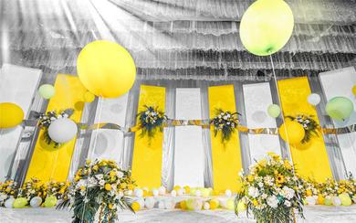 极简主义泰式婚礼——五厘米婚礼