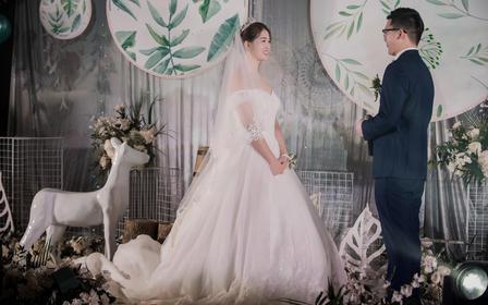 【若影团队】超值婚礼单机位摄像